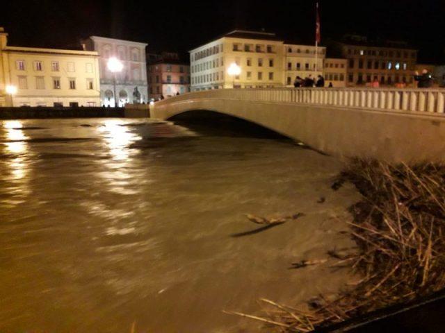 Arno in piena 3
