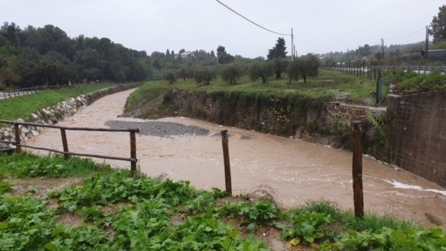 fiumi di Livorno sorvegliati speciali in queste ore