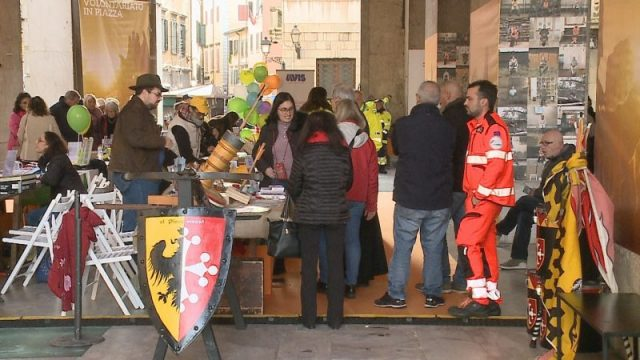 Volontariato in Piazza 2019, Pisa