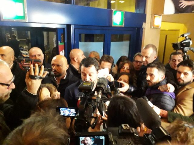 salvini a firenze