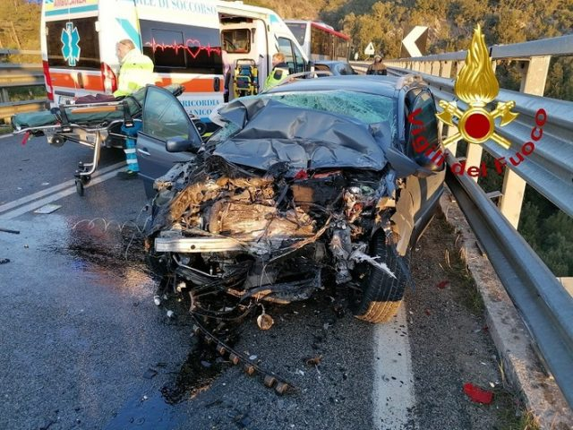 incidente nel grossetano