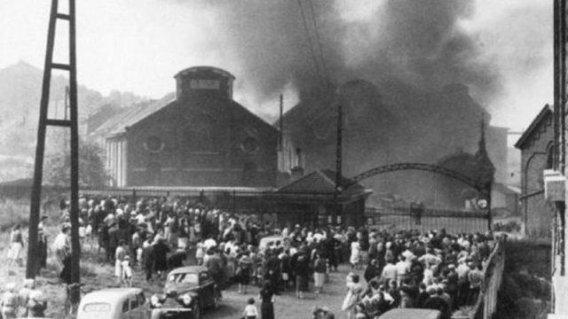 a Marcinelle nel 1956 morrrono anche tre toscani