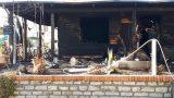 incendio distrugge ristorante a rosignano