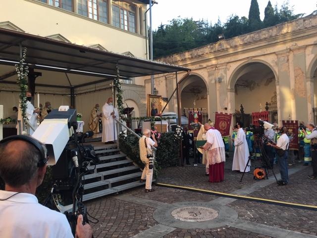 festa della Natività di Maria, 8 settembre 2020