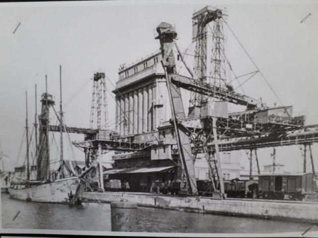 Silos Granario 1925