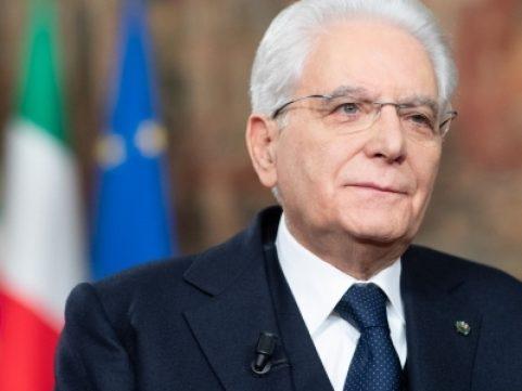 Il Presidente Mattarella alll'inaugurazione dell'Anno Accademico