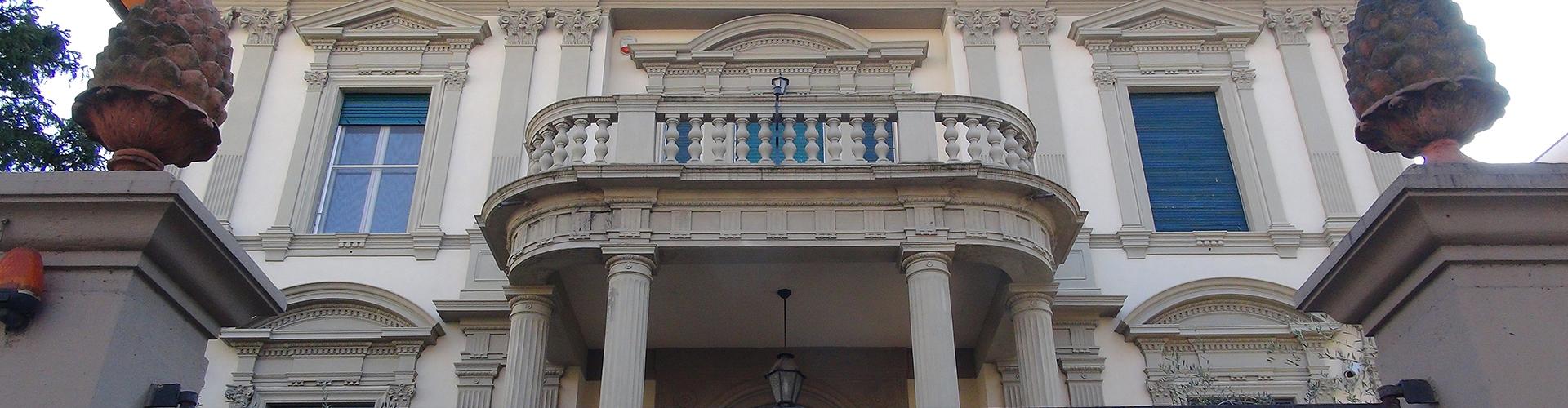 La sede di Livorno